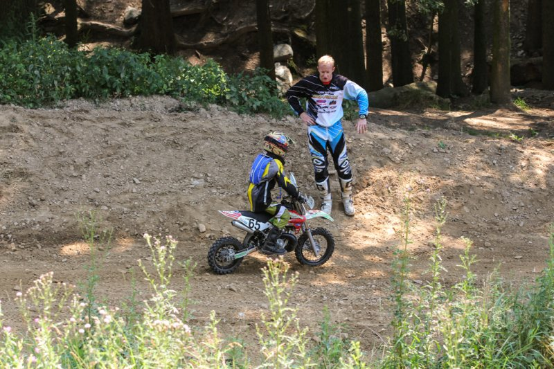 bilder kinder training juli 2013 enduropro offroad events. Black Bedroom Furniture Sets. Home Design Ideas