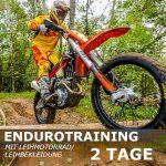 Training mit Leihmotorrad